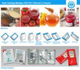 Automatische Tomatensauce-Quetschkissen-Pasten-füllende Verpackungsmaschine