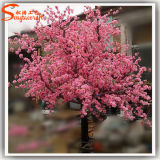 Albero artificiale del fiore di ciliegia della vetroresina calda di vendita
