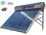 La CE aprobó la totalidad de acero inoxidable Calentador de Agua Solar para Anti-Rust