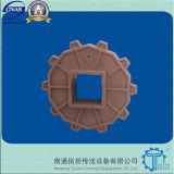 Cinghia modulare alzata della nervatura 3110 per industria della batteria (3110)