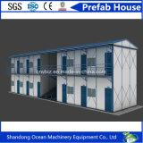 Camera modulare personalizzata del contenitore della Camera della Camera prefabbricata chiara dell'acciaio del comitato di parete d'acciaio del panino e del materiale da costruzione