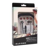 Bluetooth Kopfhörer-drahtloser Kopfhörer Bluetooth Hörmuschel-Sport, der StereoEarbuds mit Mikrofon Auriculares laufen lässt