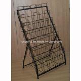 Tapis de plancher de pliage du métal Fixture d'affichage (pH15-108)
