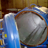 Autoclave de curado de goma aprobada de Vulcanizating del Ce pequeña (SN-LHGR08)