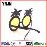 Стекла партии ананаса Unisex способа промотирования пластичные смешные (YJ-PG002)