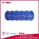 Type à haute densité de pneu de rouleau de massage de rouleau de mousse de la texture 33*14