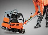 4.0kw/5.5HP Pers gyp-30 van de Plaat van Reversile van de Benzine van Honda Gx160 Trillings
