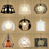 Lamp van de Tegenhanger van de Kroonluchter van de Prijs van de Levering van de fabriek de zeer Goedkopere voor Decoratie