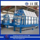 certificat CE Machine à papier de recyclage de l'eau blanche filtre multi disques