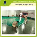 Wholesale impermeable Ripstop Tejido revestido de PVC de doble cara tb077