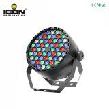 Nueva luz barata de la IGUALDAD de la venta al por mayor RGBW 54pcsx3w LED de DMX