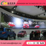 Parede de vídeo LED de cor completa P2.5, tela de exibição LED de alta definição