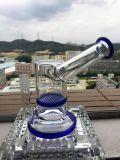 Труба оптового Recycler буровой вышки яичка Febarge стеклянная куря