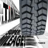 GCC Bahrain de 12r24 12.00r24 tout le pneu de camion de position