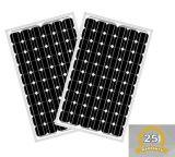 G&P 250Wのモノクリスタル太陽電池パネル