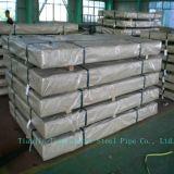 Folha de aço inoxidável AISI430 2b Ba Acabamento do Traço Fino