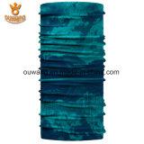 Дешевые Custom трикотажные полиэфирная ткань из микроволокна Bandana трубы головные уборы