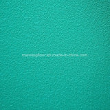 녹색 직업적인 깊은 모래 패턴 6.5mm가 배드민턴 테니스를 위한 세륨에 의하여 증명서를 준 PVC 마루에 의하여 법원