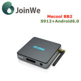 Mecool Bb2 고정되는 최고 상자 Amlogic S912 인조 인간 6.0 텔레비젼 상자