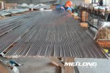 S31600 Buis van het Roestvrij staal van de Precisie de Naadloze