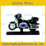 Reloj de alarma del coche del carro de la motocicleta Gw-107 para el juguete de la decoración