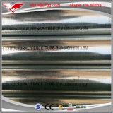 BS1387/En10219 300G/M2亜鉛は熱い浸された電流を通されたERW鋼管に塗った