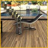 150X800mmの建築材料のための無作法な木の艶をかけられた床タイル