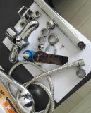 Kies de Tapkraan van de Badkamers van de Patroon van het Handvat D35 met Afleider op het Lichaam uit