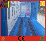 Obiettivo gonfiabile divertente di Hoverball di tiro all'arco per il gioco della fucilazione