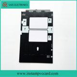 Bandeja de la tarjeta del PVC de la impresión barata de la tinta para la impresora Epson P50