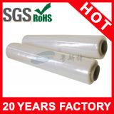 Película de revestimento de estiramento de paletes de polietileno