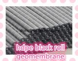 1.0mm schwarzes Farbe HDPE Geomembrane für Aufschüttung