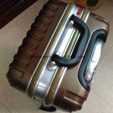 ألومنيوم إطار نمط حامل متحرّك يجعل حقيبة, عالة حاسوب ماهيّة سفر حقيبة حامل متحرّك حالة مع عجلة