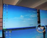 Экран дисплея стены LCD узкого шатона 55 дюймов видео- с регулятором (MW-553VCC)