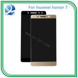 ' affissione a cristalli liquidi del telefono mobile 5.2 per il convertitore analogico/digitale dell'affissione a cristalli liquidi dello schermo di tocco di Huawei Honor7