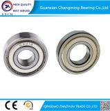 El rodamiento de bolitas profundo estándar del surco de los rodamientos de rueda de bicicleta 6300 hizo en China