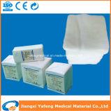 Desechable gasa de algodón con torunda para el Hospital, Clínica y Cuidado del Hogar