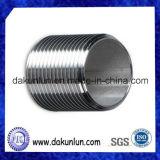 Het Staal van de douane/Aluminium/Messing Ingepaste Buis /Pipe