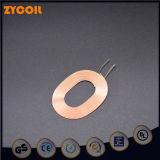Bobina fina lisa elétrica feita sob encomenda do núcleo do ar do fio de cobre
