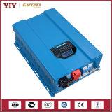 C.A. pura 220V/230V da C.C. 12V/24V do inversor da potência de onda do seno 6000W