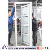 Ausgeglichenes Glas-Aluminiumeinstiegstür