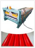 Metallblatt-rollender gewölbter Dach-und Wand-Produktionszweig