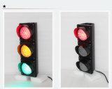 Новый светофор PC 100mm СИД сигнала места для стоянки конструкции
