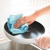 Toalla de limpieza al por mayor de la alta calidad