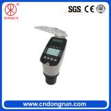 Transmissor de nível de sensor de nível ultra-sônico digital do tipo Luss-997 One-PC