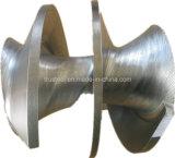 Peça de precisão de aço inoxidável de usinagem de metal CNC
