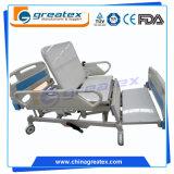 Cama elétrica de hospital elétrico de luxo cinco funções cardíacas