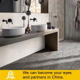 Digital Cinza jato de porcelana de madeira para paredes e piso de mosaico