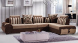 Hauptsofa-Holzrahmen-Wohnzimmer-Sofa (HX-SL049)