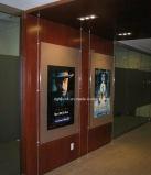 Настройка белого стекла автомобиля на стене Самоклеящийся самоклеящаяся виниловая пленка ПВХ наклейку для рекламы дизайн печать